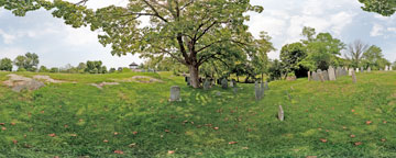 Old Burial Ground, Marblehead MA