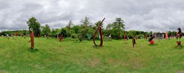 Circle Museum Sculpture Park